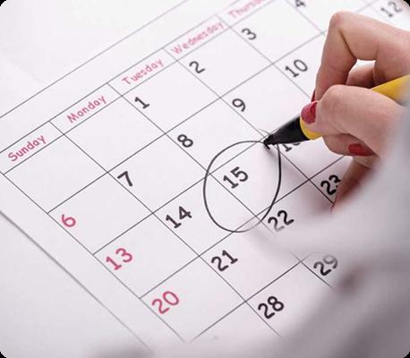 Schedule Class & Register